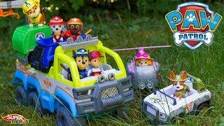 La Pat Patrouille est perdue dans la Jungle Paw Patrol Episode Histoire Jouets Toy KIds Enfants
