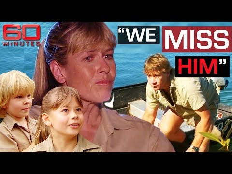 The Irwin family on life without Steve 60 Minutes Australia