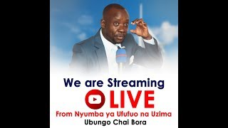 AMETUMWA KUKUCHELEWESHA: BISHOP GWAJIMA LIVE FROM DAR; TANZANIA 21th April 2019
