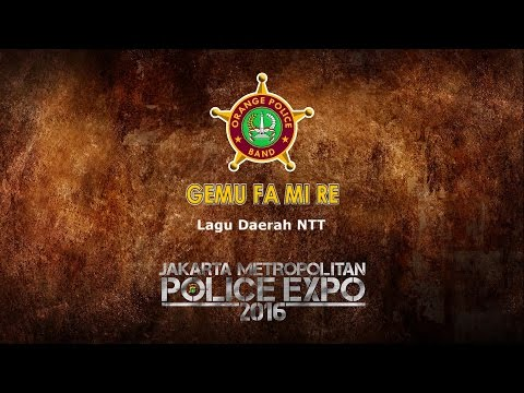 Gemu Fa Mi Re  - Orange Police band