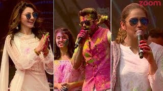Experience Zoom Holi Party 2018 With Bollywood And TV Stars | Full Episode