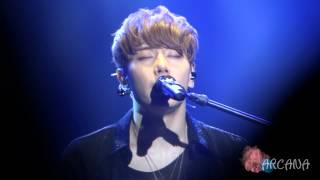 141231  park hyo shin      happy together in incheon