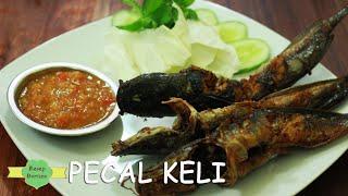 Resepi Sambal Dan Pecal Keli (Pecel Lele)