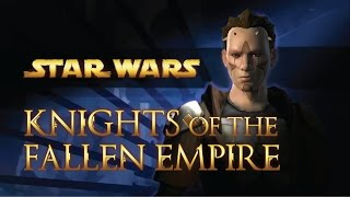 STAR WARS: Knights of the Fallen Empire – Complete Story / All Cutscenes