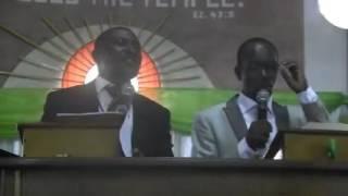Pastor Aaron Ayuk Okang