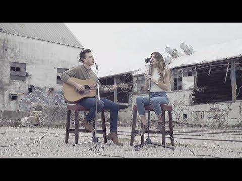 Want You Back - 5 Seconds of Summer (Acoustic Version) - Landon Austin and Brooke Beitzel