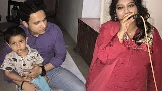 যে কারনে স্বামী এবং সন্তানের ছবি প্রকাশ করতে চাননি নায়িকা শাবনুর  | Shabnur with her Son and Husband