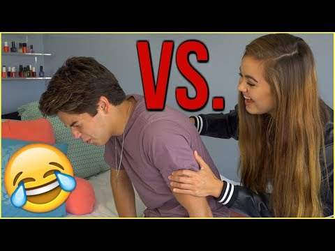 TRUTH OR DARE BROTHER VS. SISTER
