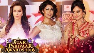 STAR Parivaar Awards 2016 | Red Carpet | Part 2