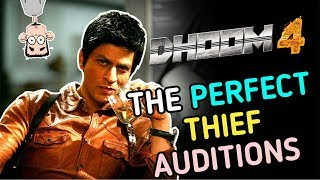 DHOOM 4 || THE PERFECT THIEF