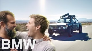 Whirling around in Vegas: Colin Furze meets Sin City BMW