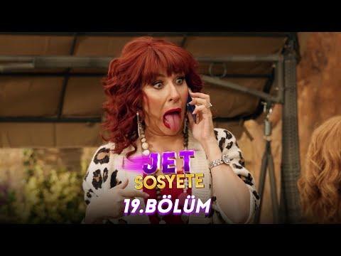 Jet Sosyete 2.Sezon 4. Bölüm Full HD Tek Parça
