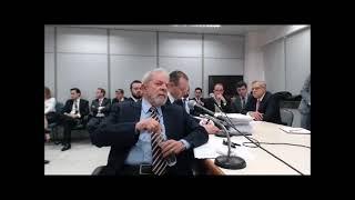 Depoimento de Lula a Moro - 13/09/17 - Parte 1