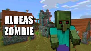 Qué es y como encontrar las Aldeas Zombie - Minecraft