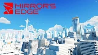 Mirrors Edge Walkthrough Part 4- Faith Vs. Rope Burn! EX Professional Wrestler!