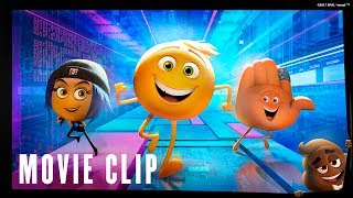The Emoji Movie - She Said Wiped Clip - Starring Maya Rudolph - At Cinemas August 4