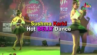 Sushma Karki hot dance..