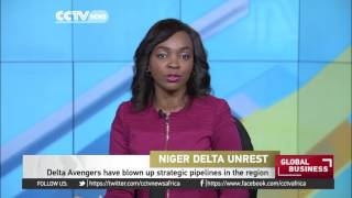 Militant group Delta Avengers numb activity in Nigeria's oil fields