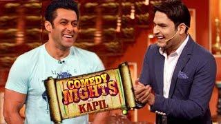 Comedy Nights With Kapil with Salman Khan|| Bajrangi Bhaijaan | - 12th July 2015