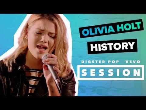 Olivia Holt - History (Acoustic) Digster Pop x Vevo Session