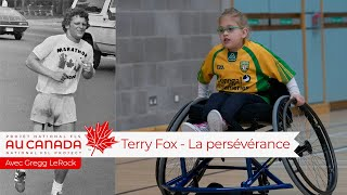 Terry Fox La Persévérance par Gregg LeRock