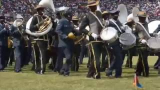 ZRP Police band live performance during the 37th Independence celebrations #263Chat