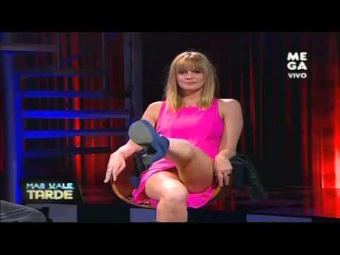 La escena de Sharon Stone por Javiera Acevedo