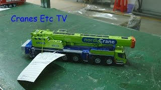 Cranes Etc in China - Making Models by Cranes Etc TV