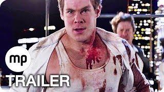 Game Over, Man! Trailer 2 German Deutsch (2018) Netflix Film