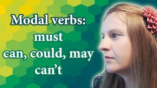 Modal verbs and degree of certainty - must, can, could, can't, may, might