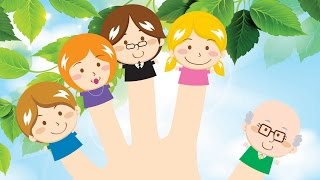 Piosenki dla dzieci  po angielsku | Kids video | Baby song - Finger Family HD Malec.tv █■█ █ ▀█▀