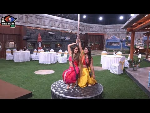 Xxx Mp4 Bigg Boss 12 Srishty Rode And Somi Khan Amazing Pole Dance सृष्टी का पोल डांस BB 12 3gp Sex
