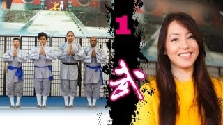Shaolin Kung Fu Tutorial Part 1 : Online Course