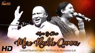 MERE RASHKE QAMAR (Duet Version) - NUSRAT FATEH ALI KHAN & NASEEBO LAL- REMIXED BY DJ CHINO