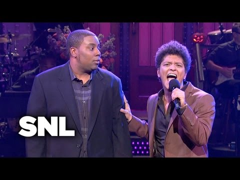 Monologue Bruno Mars Is Nervous About Hosting SNL
