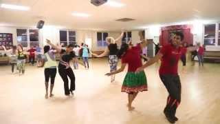 Bangalore Days Wedding Song - Mangalyam - Choreography