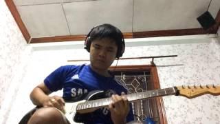 ນອນກອດຂອນໄມ້ Guitar cover by Leng GT