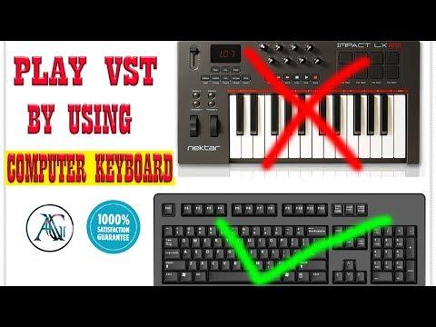 Xxx Mp4 USE COMPUTER KEYBOARD AS A MIDI WITHOUT MIDI KEYBOARD ON CUBASE GANGULY MUSICAL STUDIO 3gp Sex