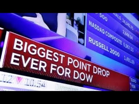 Xxx Mp4 Dow Could Plummet To 14 000 By April Economic Forecaster Warns 3gp Sex