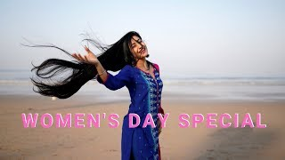 Happy Women's Day | DHANASHREE VERMA | BALANCE FOR BETTER | HAIR TIPS