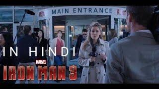 Iron Man 3 - Tony Stark Threatens Mandarin (Hindi)