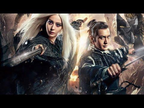 A Bruxa do Cabelo Branco do Reino Lunar 2016 ♣ Filme Completo Dublado 2016 Lançamentos