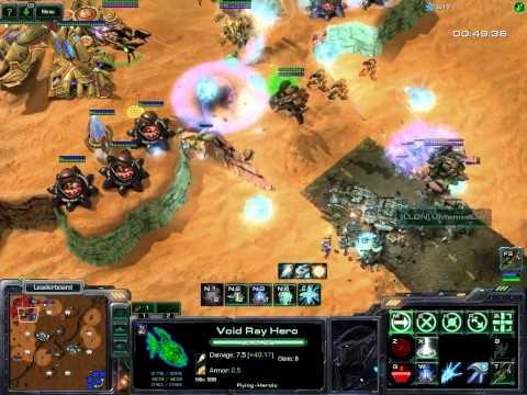 SC2 FFS Event226 Game 4 Part 3/6 (Hero Attack 3X)