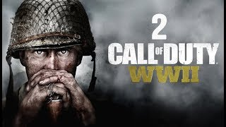 Call Of Duty: WWII (Xbox One X) | En Español | Capítulo 2