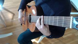 Sons of Skyrim - The Elder Scrolls V: Skyrim on Guitar
