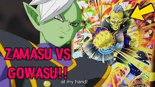 Zamasu Finally Murders Gowasu?  Zamasu vs Gowasu (dragonball super theory)