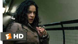 Fast & Furious 6 (4/10) Movie CLIP - Subway Fight (2013) HD