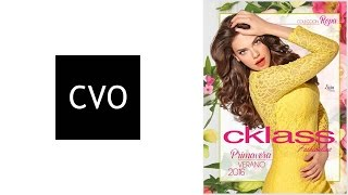 Catálogo Cklass Fashionline Primavera Verano 2016