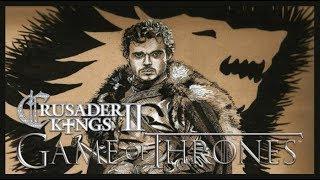 Crusader Kings II Game of Thrones - War of five Kings #3 - Queen Sansa Stark