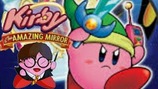 Kirby And The Amazing Mirror #4:vingardio-levi-Kirby!